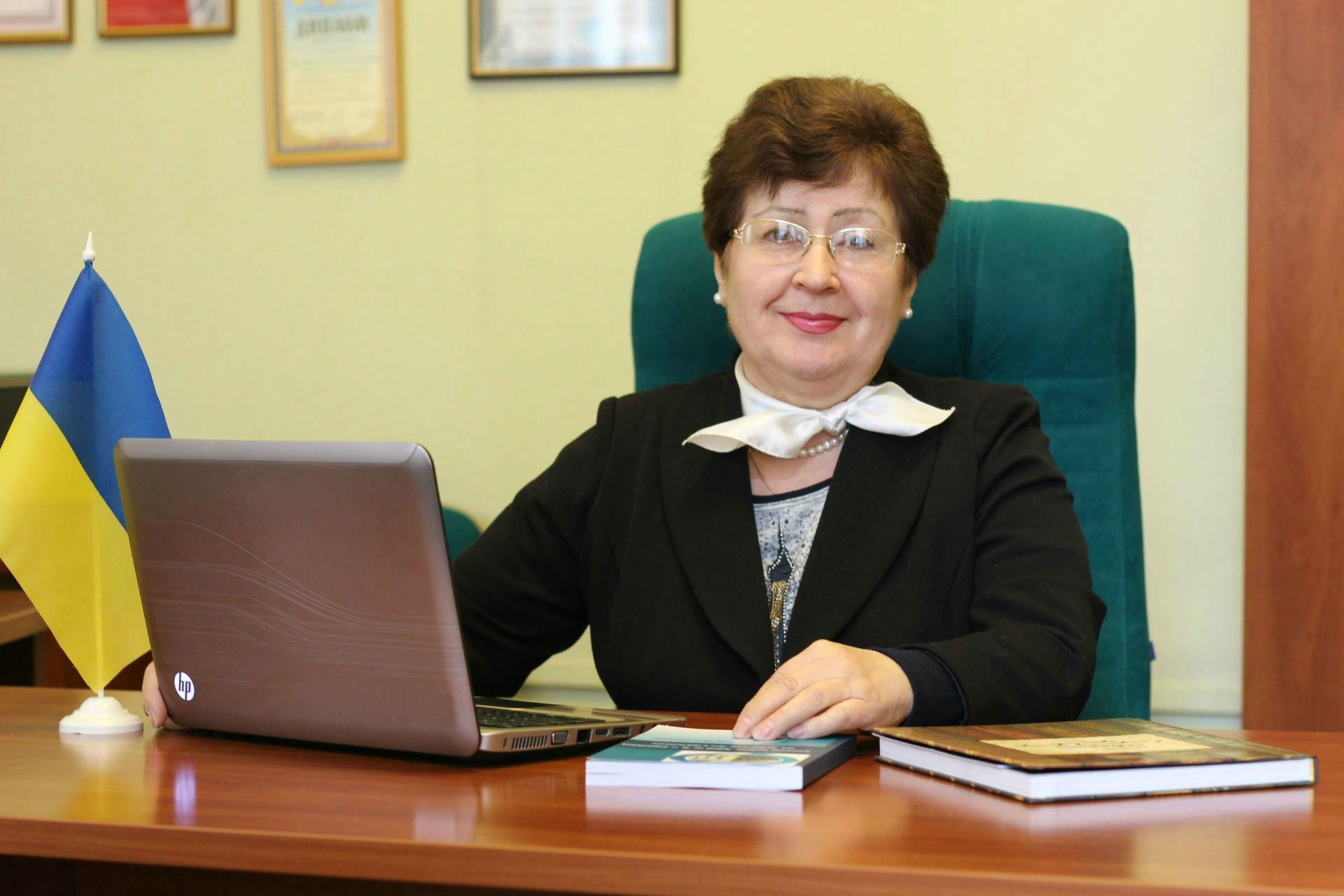 Ракитянська Валентина Дмитрівна